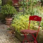 Terrasse de jardin de ville-1230260